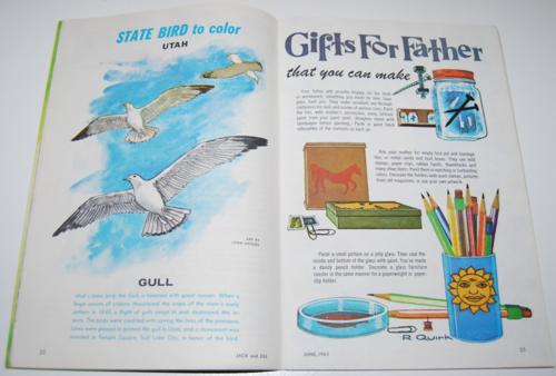 Jack & jill magazine june 1965 2
