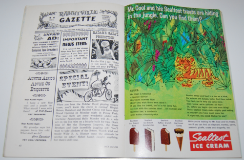 Jack & jill magazine june 1965 9