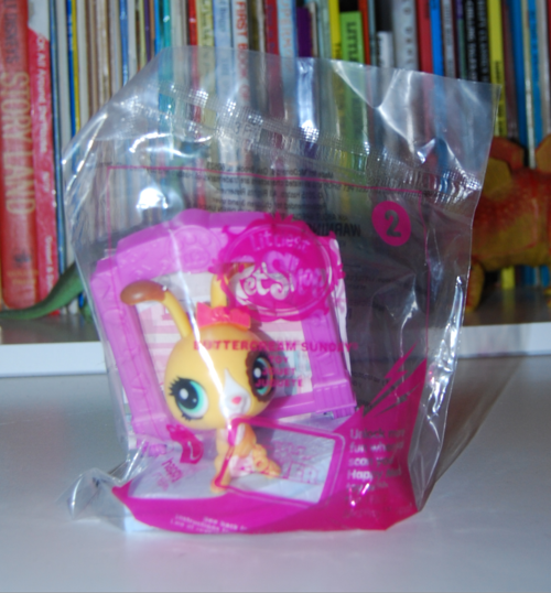 Littlest pet shop happy meal 5