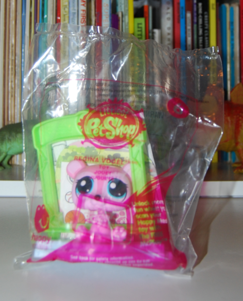 Littlest pet shop happy meal 9