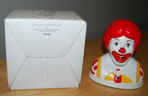 Ronald mcdonald bank 3
