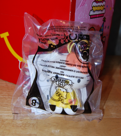 Hello kitty happy meal 3
