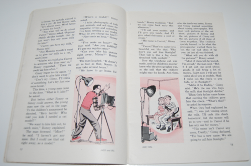 Jack & jill july 1954 3