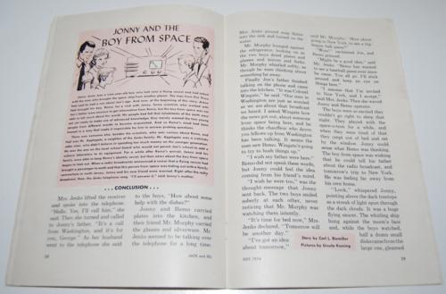 Jack & jill july 1954 7