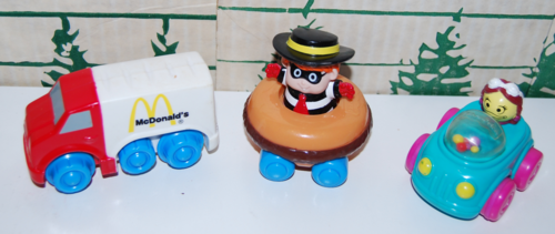 Mcdonalds happy meal toys 2
