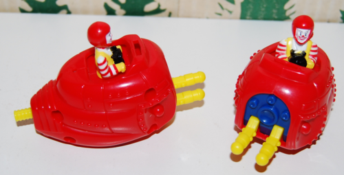 Mcdonalds happy meal toys 3