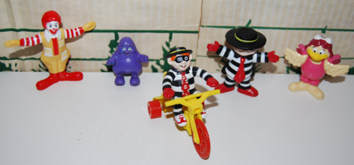 Mcdonalds happy meal toys 4