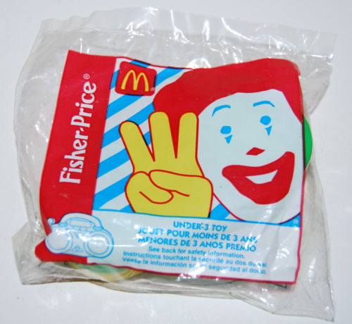 Mcdonalds happy meal toys 11