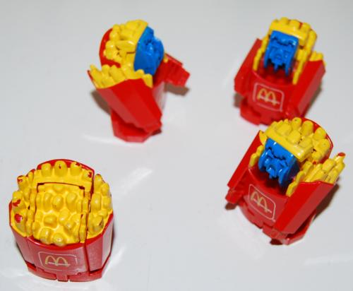 Mcdonalds dino toys 5