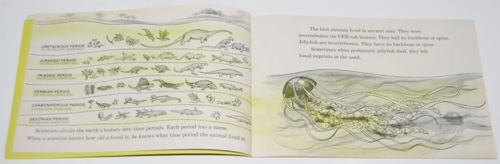 I can read about prehistoric animals 3