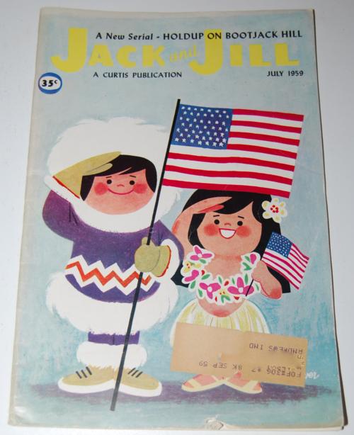 Jack & jill july 1959