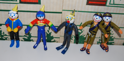 Jack in the box figures x