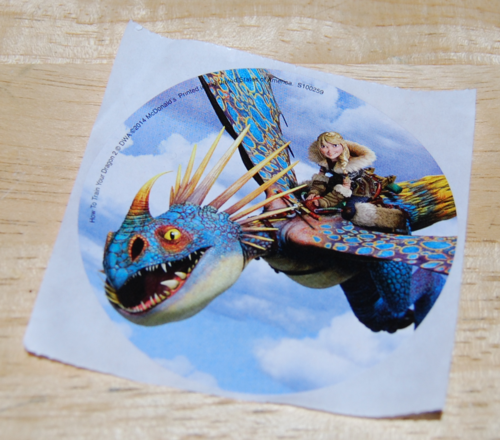 How to train your dragon 2 prizes 4