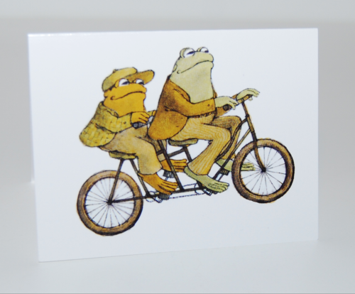 Frog & toad giftcard