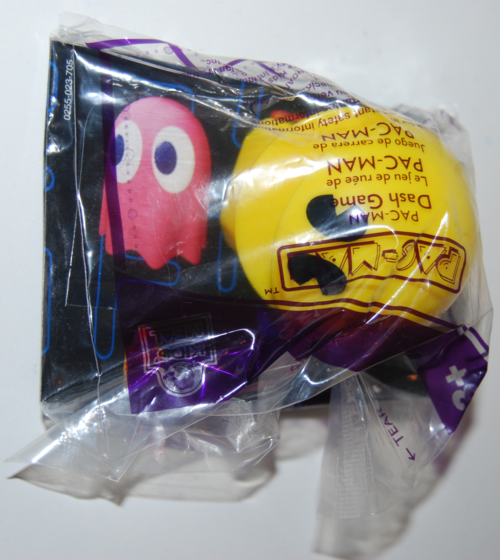 Wendy's pacman party prizes 3