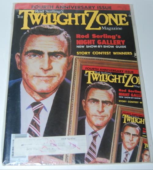 Twilight zone magazine 1982 7