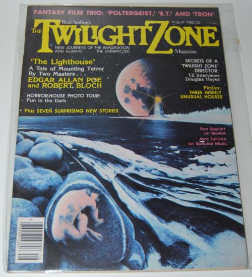 Twilight zone magazine 1982 8