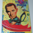 My favorite martian comic