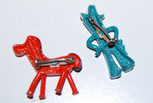 Gumby& pokey pins x