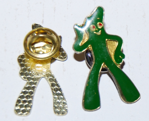 Gumby pins x
