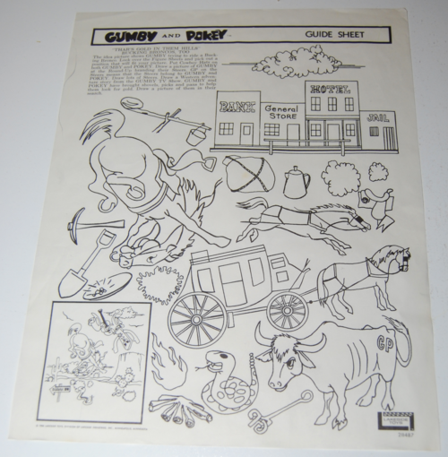 Gumby drawing desk lakeside 9