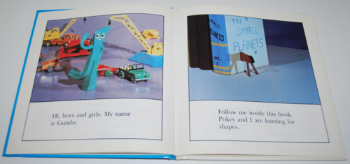 The gumby book of shapes 5