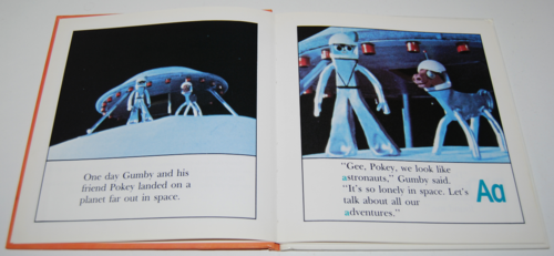 The gumby book of letters 2