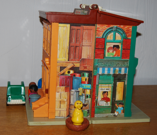 Fisher price sesame street 2