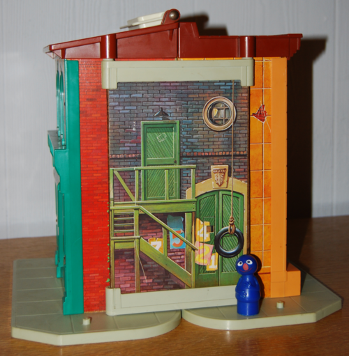 Fisher price sesame street 6