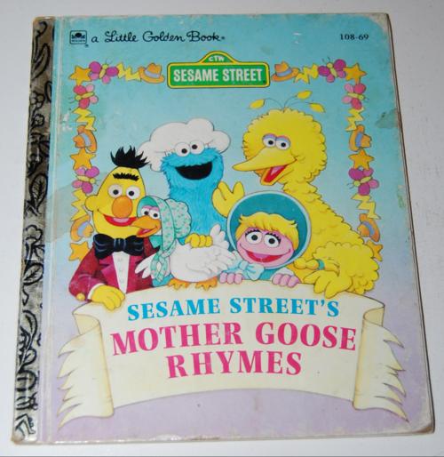 Sesame street mother goose stories lgb