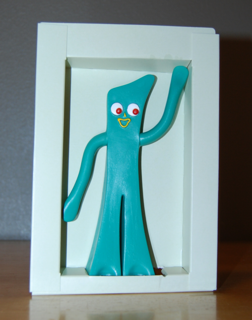 60th anniversary gumby bendy 6