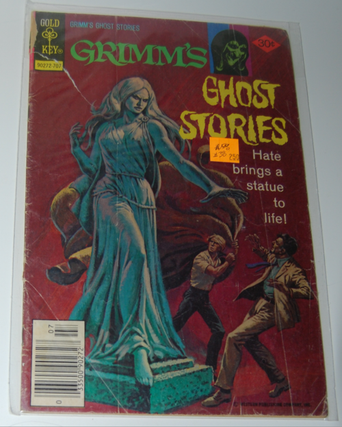 Grimm's ghost stories comic 2