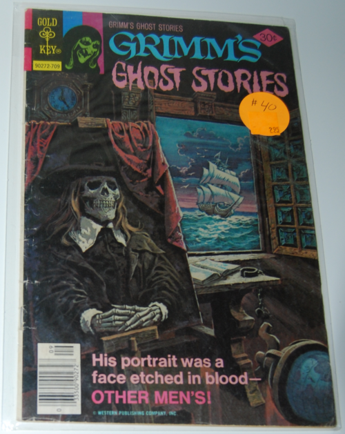 Grimm's ghost stories comic 4