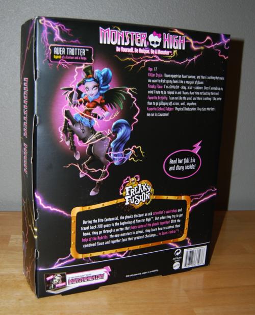 Monster high hybrids 2