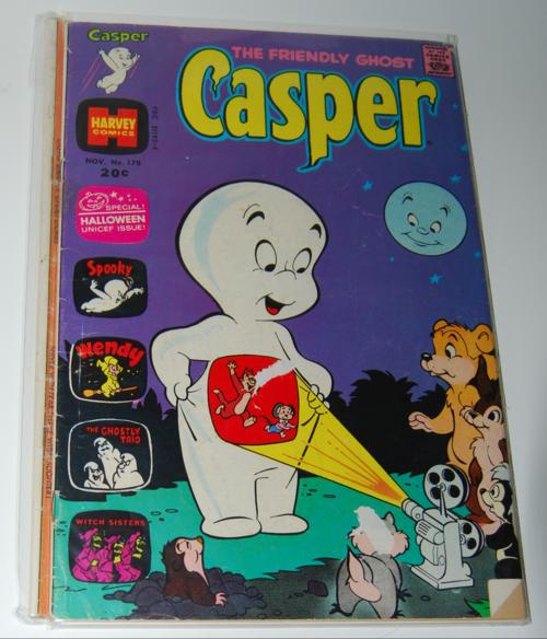 Casper comic