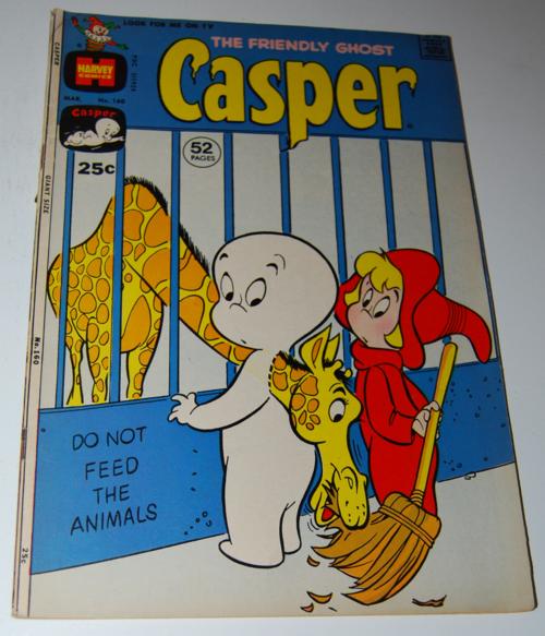 Casper comics 1