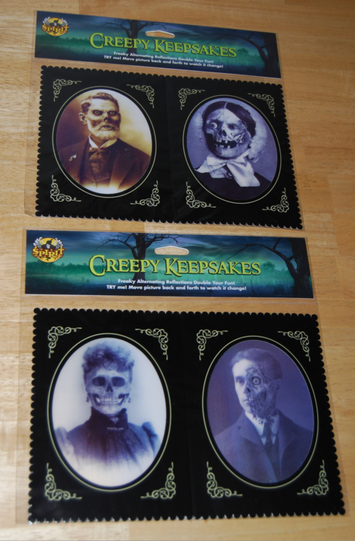 Creepy keepsakes x