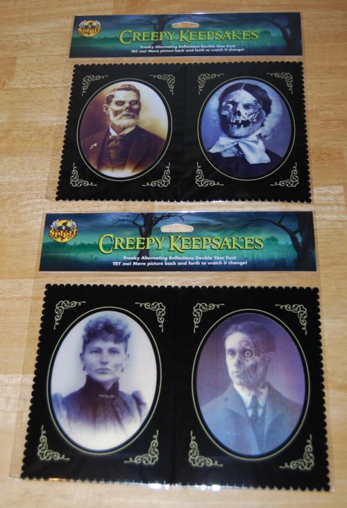 Creepy keepsakes