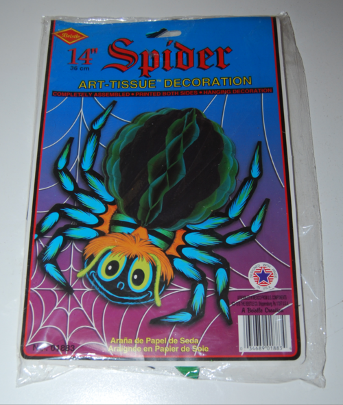 Beistle spider