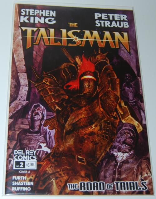 Stephen king comic the talisman 2