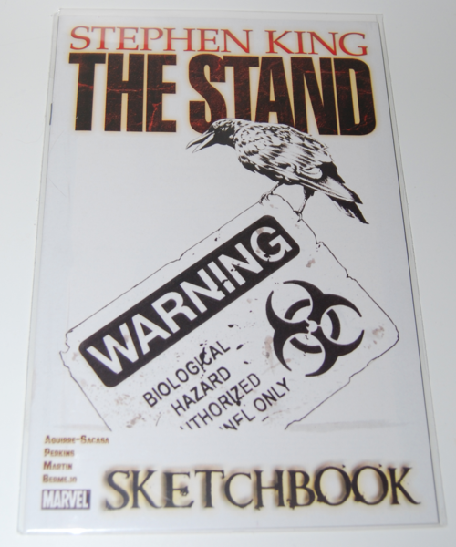 Stephen king comic the stand