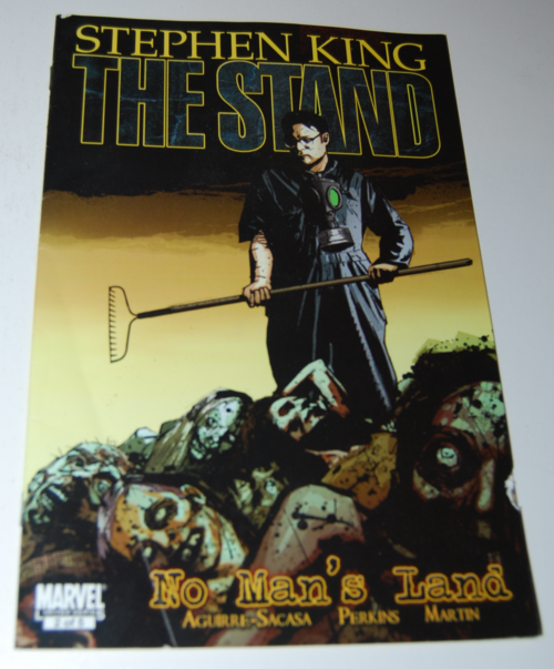 Stephen king comic the stand 2