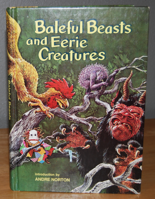 Baleful beasts & other eerie creatures