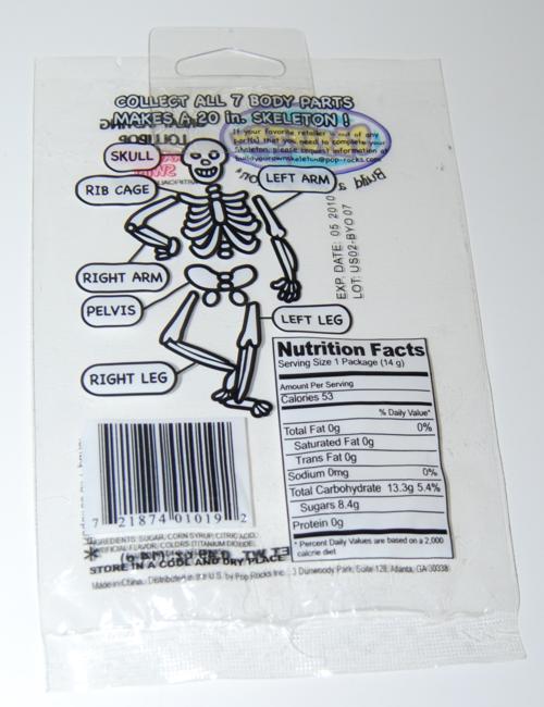 Skeleton pops 6