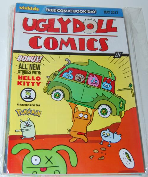 Uglydoll comic