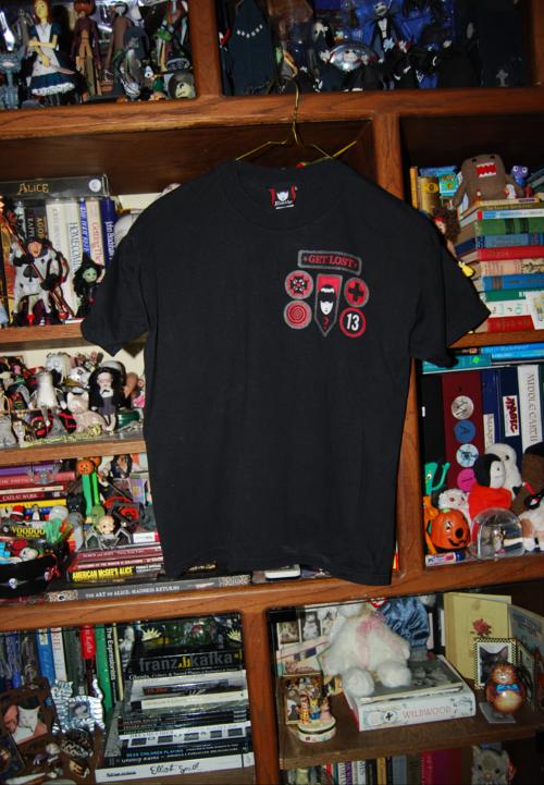 T shirts emily strange 1