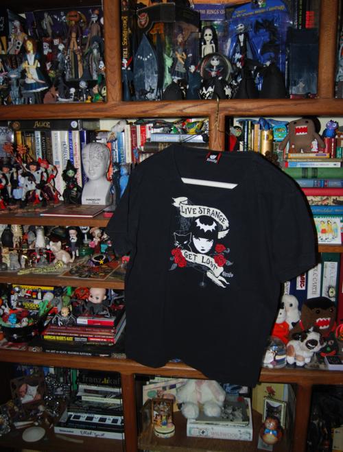 T shirts emily strange 2
