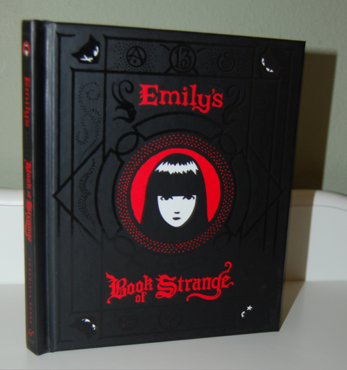 Emily strange book of strange