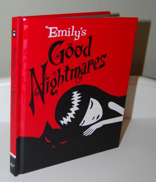Emily strange books good nightmares