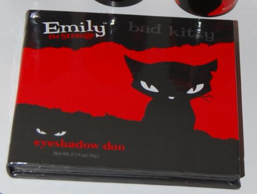 Emily strange bath set 6